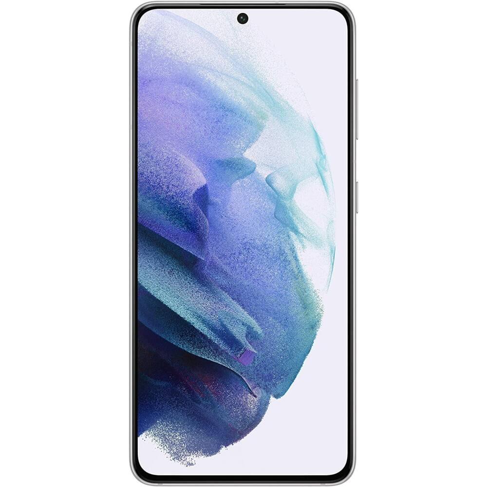 Samsung Galaxy S21 G991 5G Dual Sim 8GB RAM 256GB Fehér