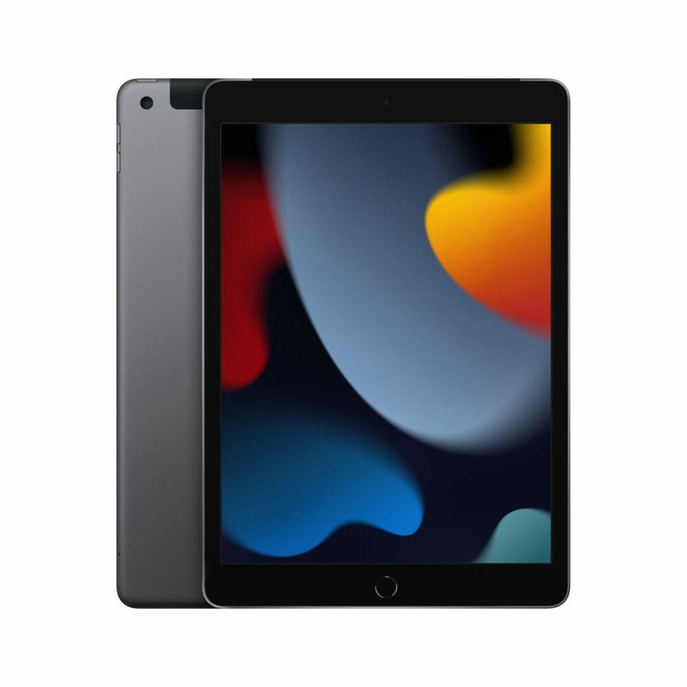 Apple iPad 10.2 (2021) 256GB WiFi Asztroszürke