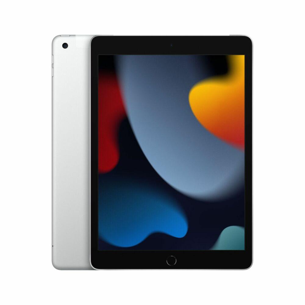 Apple iPad 10.2 (2021) 64GB LTE Ezüst