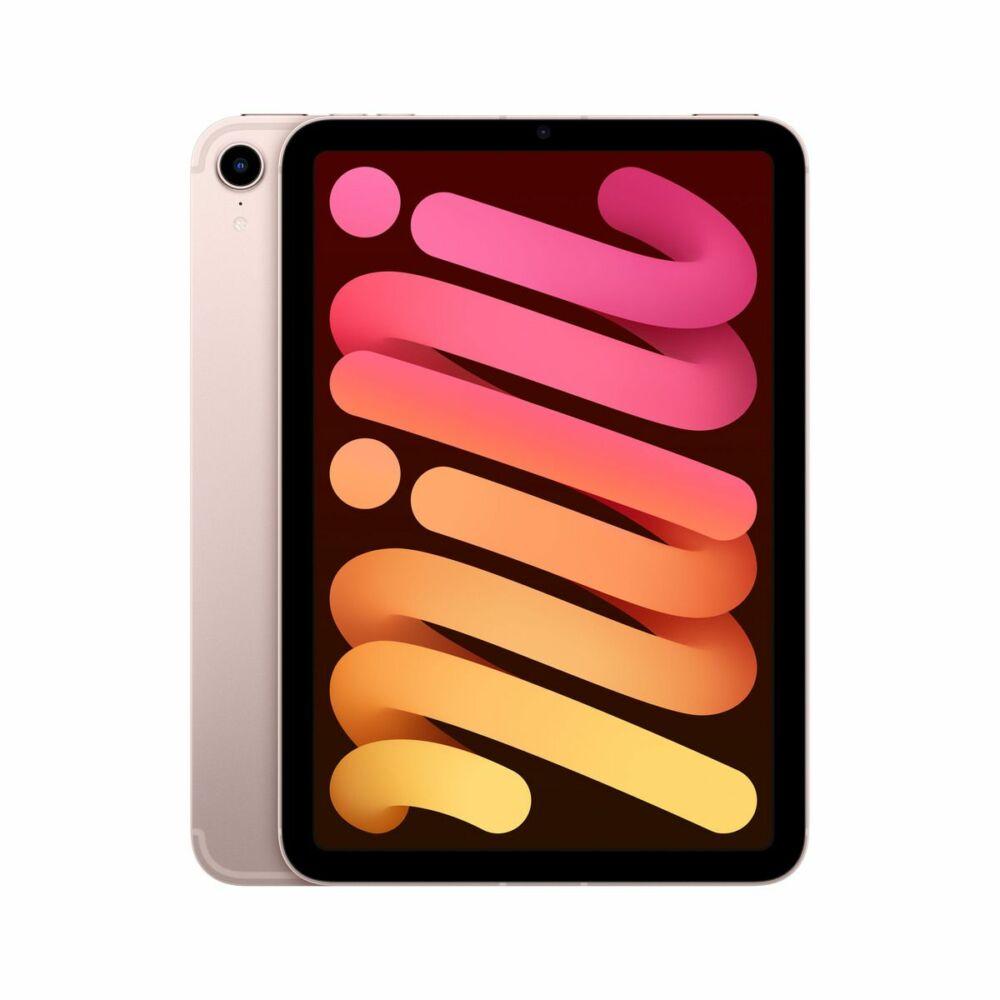Apple iPad Mini (2021) 64GB 5G Rózsaszín