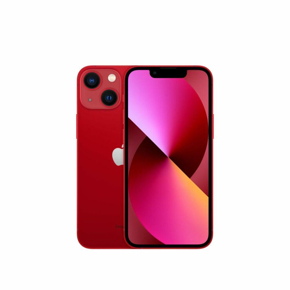 Apple iPhone 13 mini 256GB Piros
