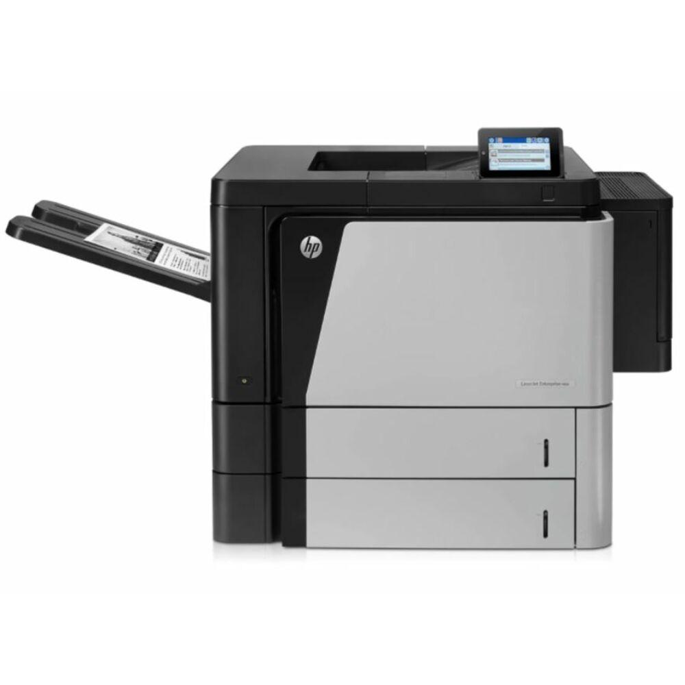 HP LÉZERNYOMTATÓ LASERJET ENTERPRISE M806DN A3, FEKETE, 1GB, USB/HÁLÓ, A4 56LAP/PERC FF, 1200X1200 #B19