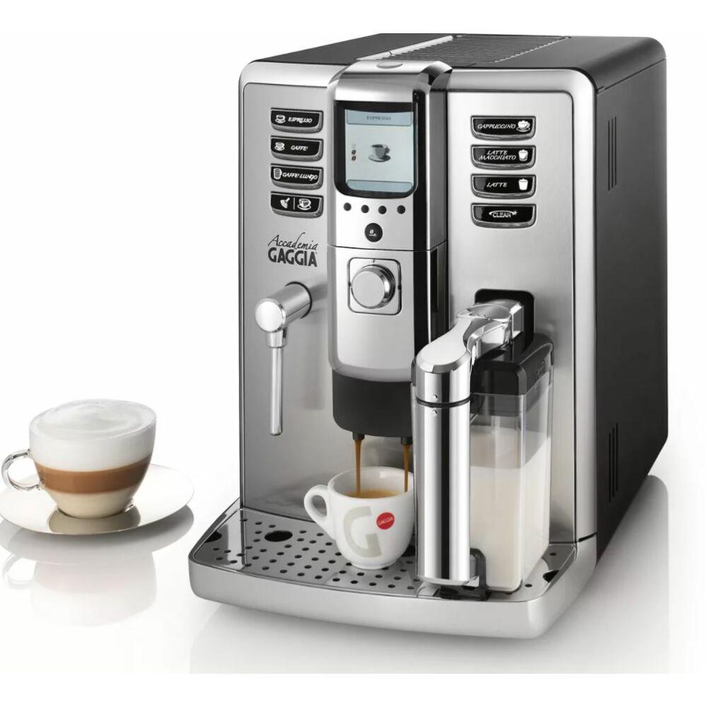Gaggia RI9702/01 ACCADEMIA automata kávéfőző ezüst