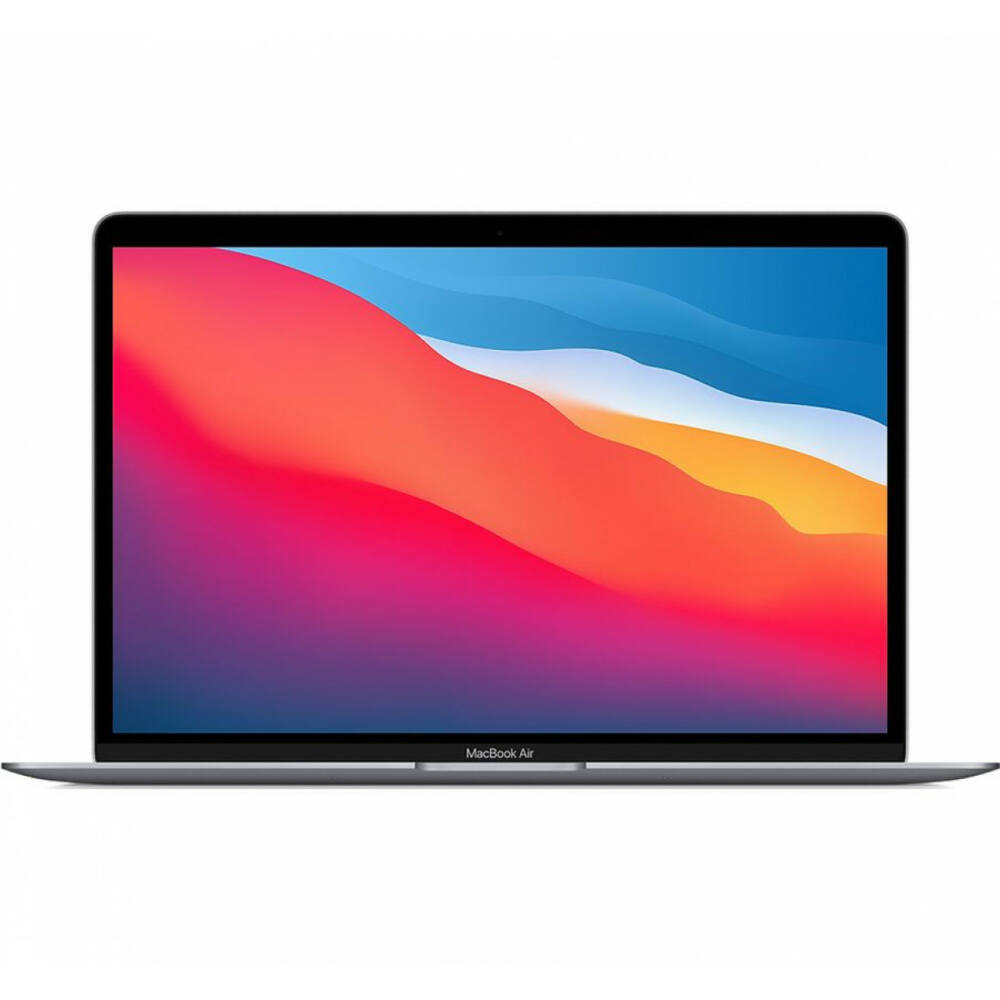 "Apple Macbook Air 13.3"" M1 CTO 8C CPU/7C GPU/16GB/512GB - Ezüst - HUN KB (2020)"