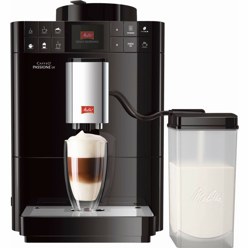 Melitta Passione One Touch Fekete