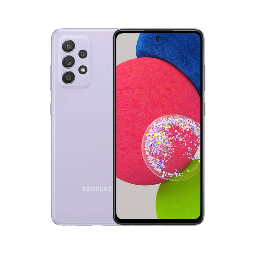 Samsung Galaxy A52s 5G A528 Dual Sim 6GB RAM 128GB Lila