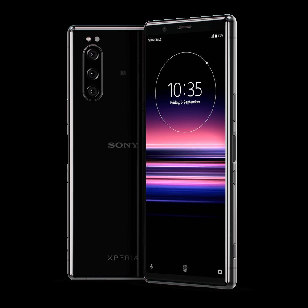 Sony Xperia 5 J9210 Dual Sim 6GB RAM 128GB Fekete