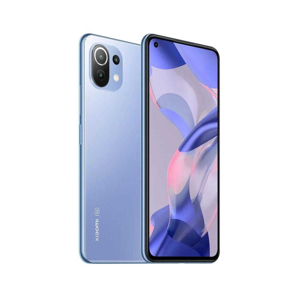 Xiaomi 11 Lite 5G NE Dual Sim 6GB RAM 128GB Kék