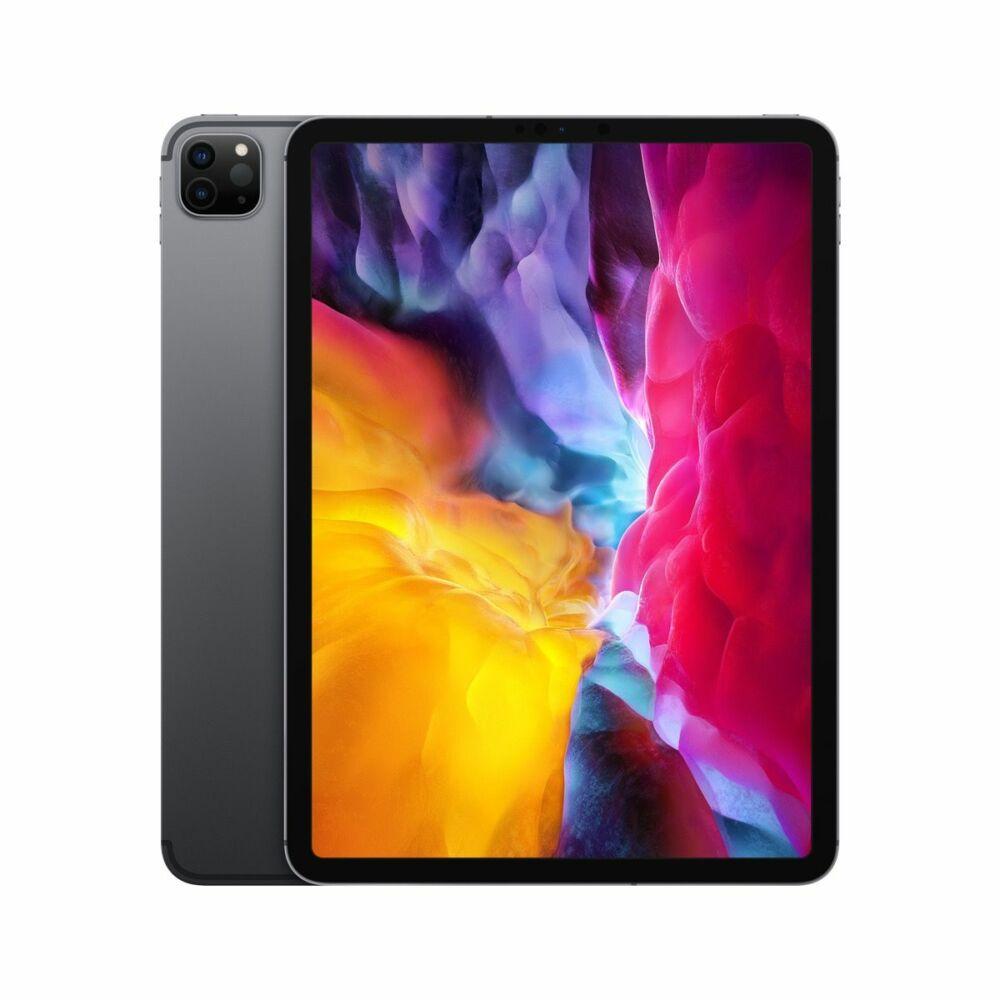Apple iPad Pro 11 (2020) 128GB LTE Asztroszürke