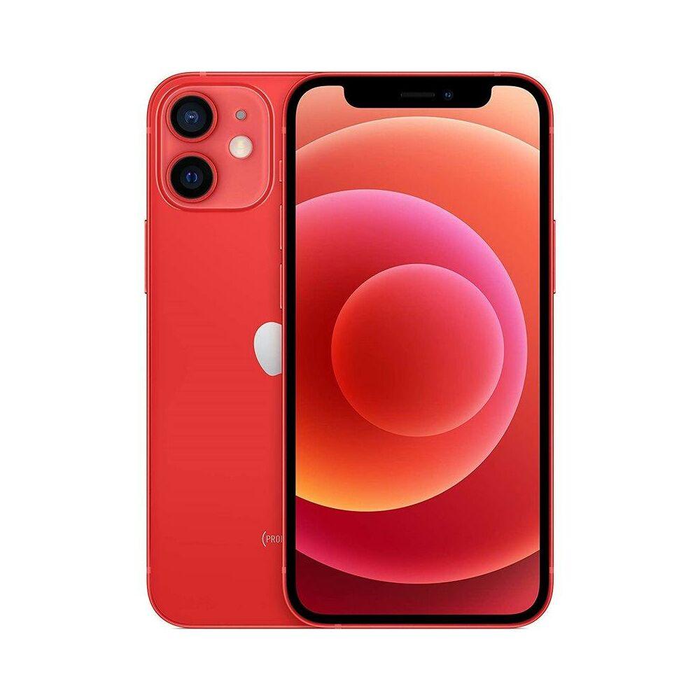 Apple Iphone 12 mini 128GB Piros