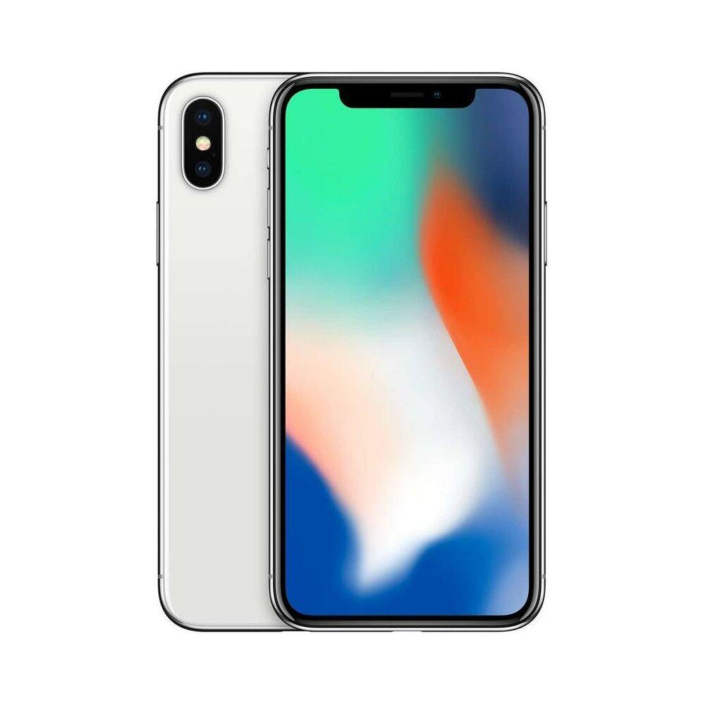 Apple iPhone X 64GB Ezüst