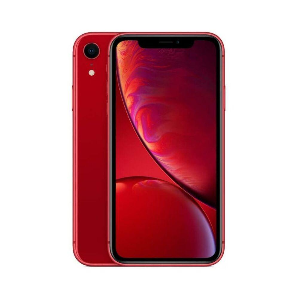 Apple iPhone XR 64GB Piros