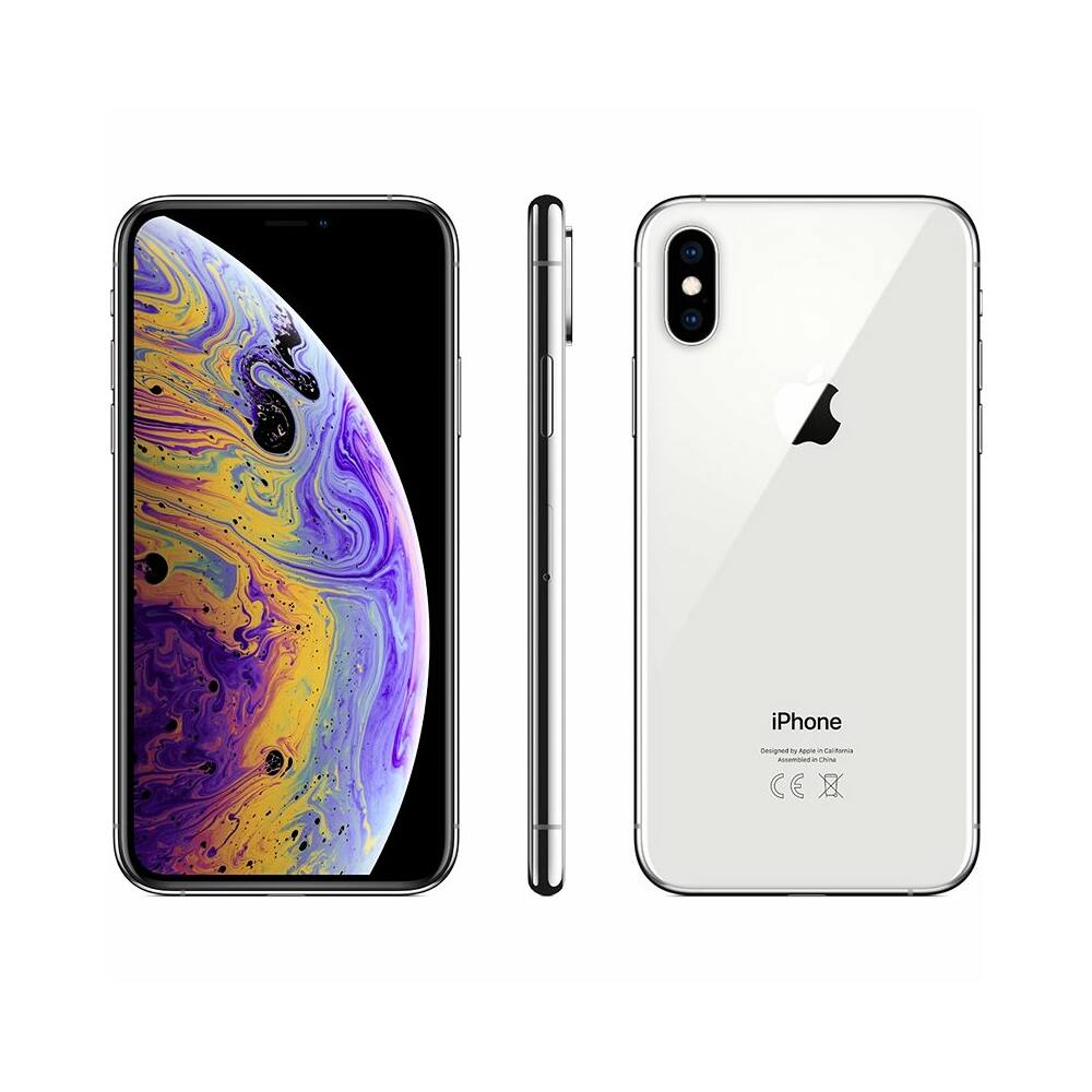Apple iPhone XS 256GB Ezüst