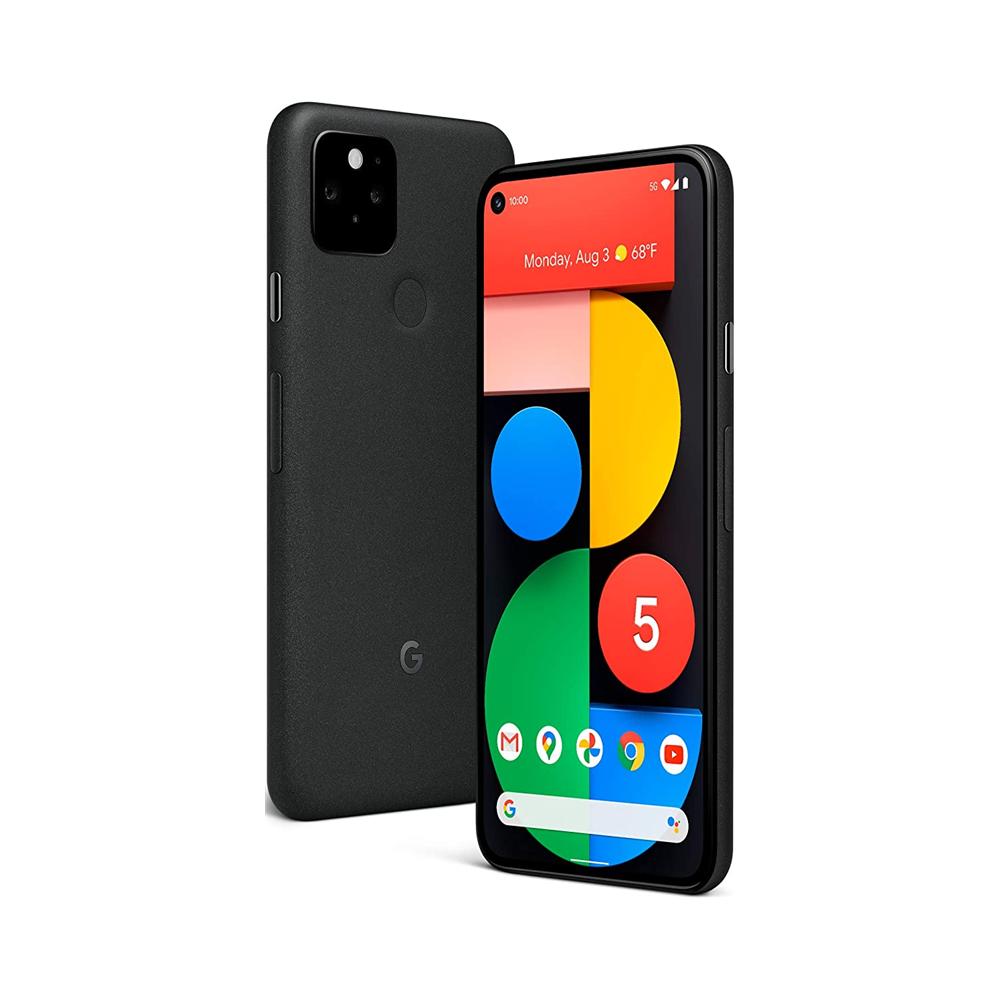 Google Pixel 5 5G 128GB Fekete
