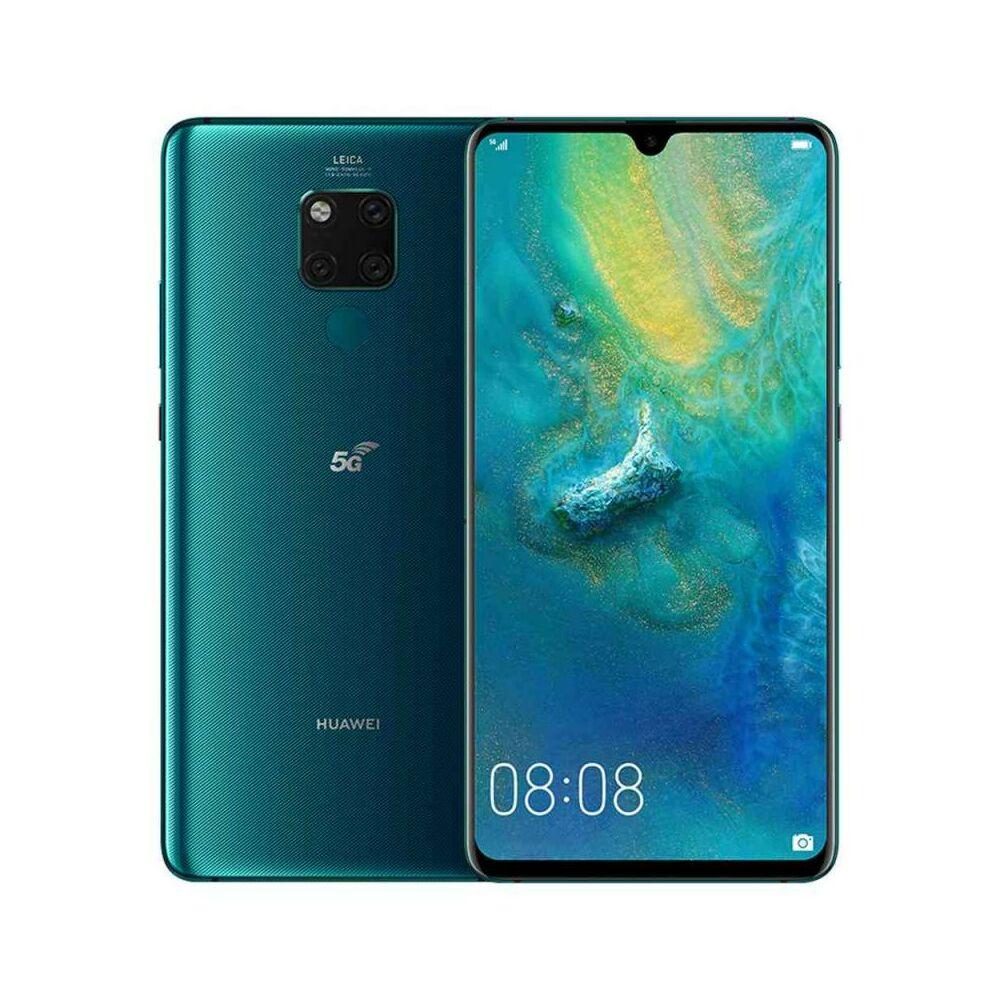 Huawei Mate 20X 5G Dual Sim 8GB RAM 256GB Zöld