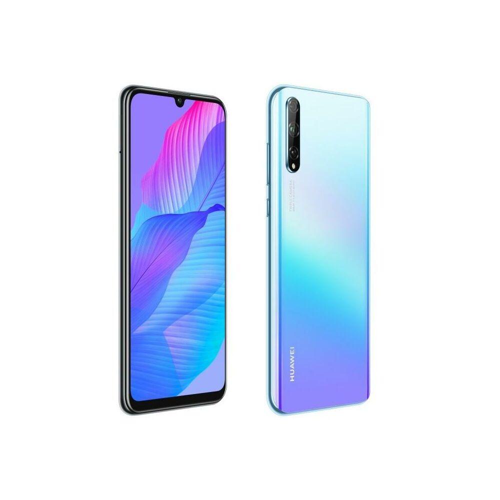 Huawei P Smart S (2020) Dual Sim 4GB RAM 128GB Jégkristály kék