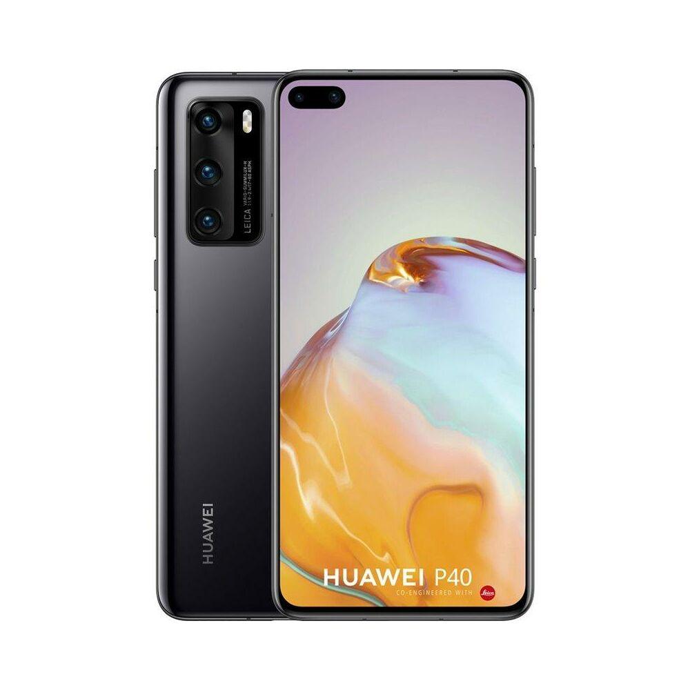 Huawei P40 5G Dual Sim 8GB RAM 128GB Fekete