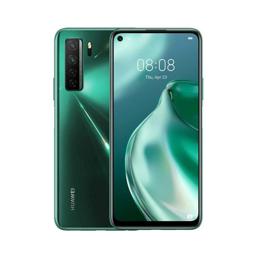 Huawei P40 Lite 5G Dual Sim  6GB RAM 128GB Zöld