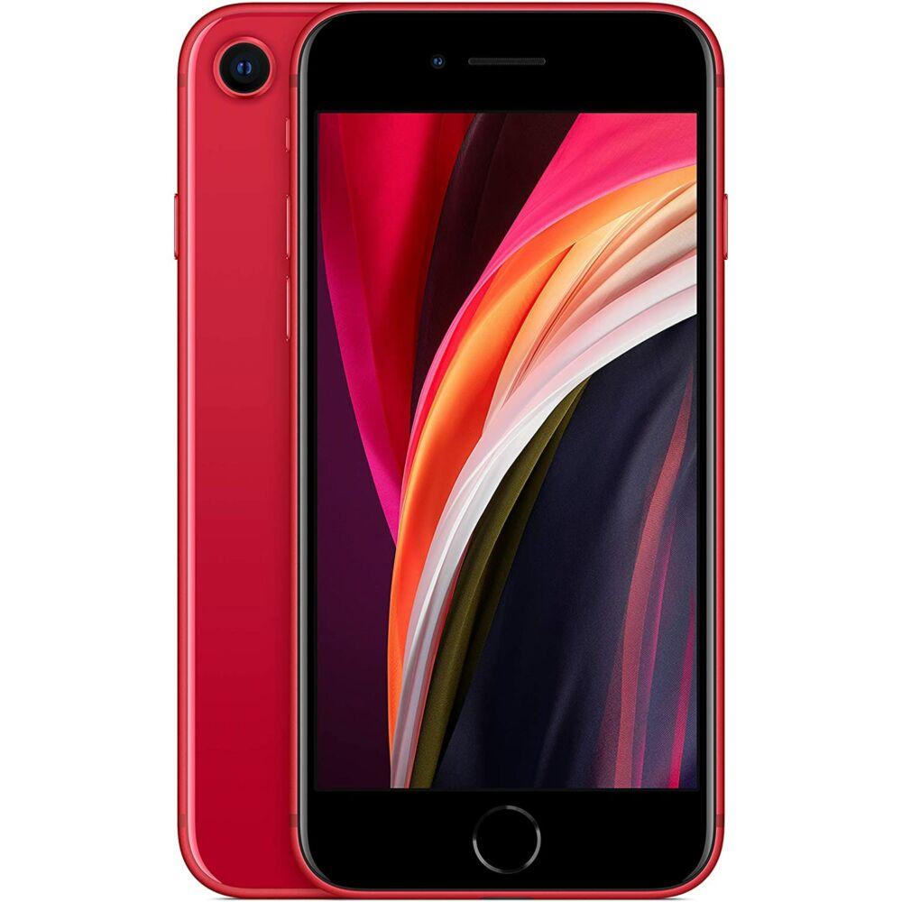 Apple Iphone SE 2020 256GB Piros