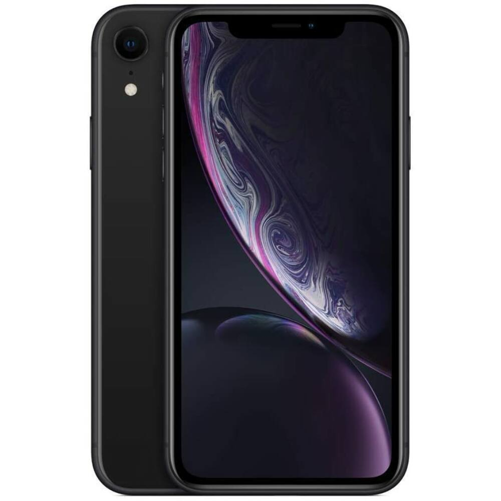 Apple iPhone XR 128GB Fekete
