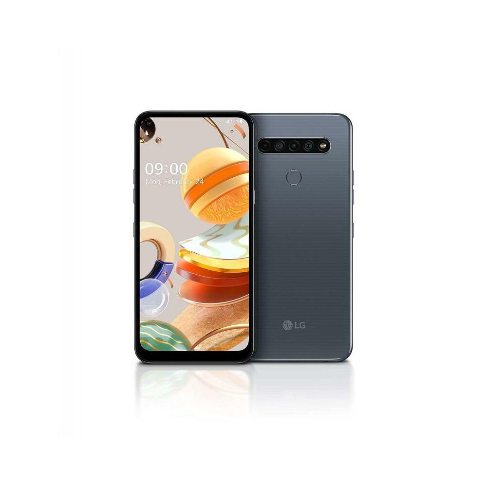 LG K61 Dual Sim 128GB Titán