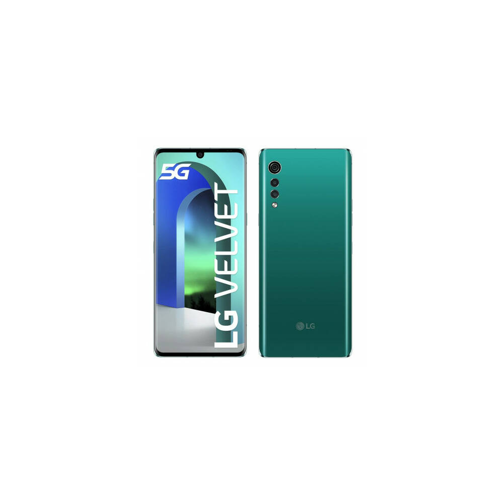 LG Velvet 5G 128GB Zöld