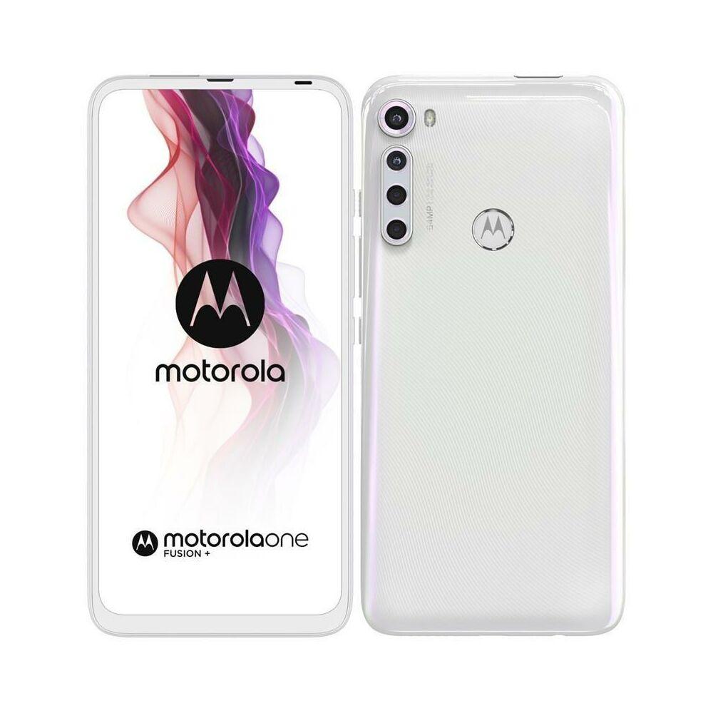 Motorola XT2067-1 Moto One Fusion Plus 6GB RAM 128GB Fehér