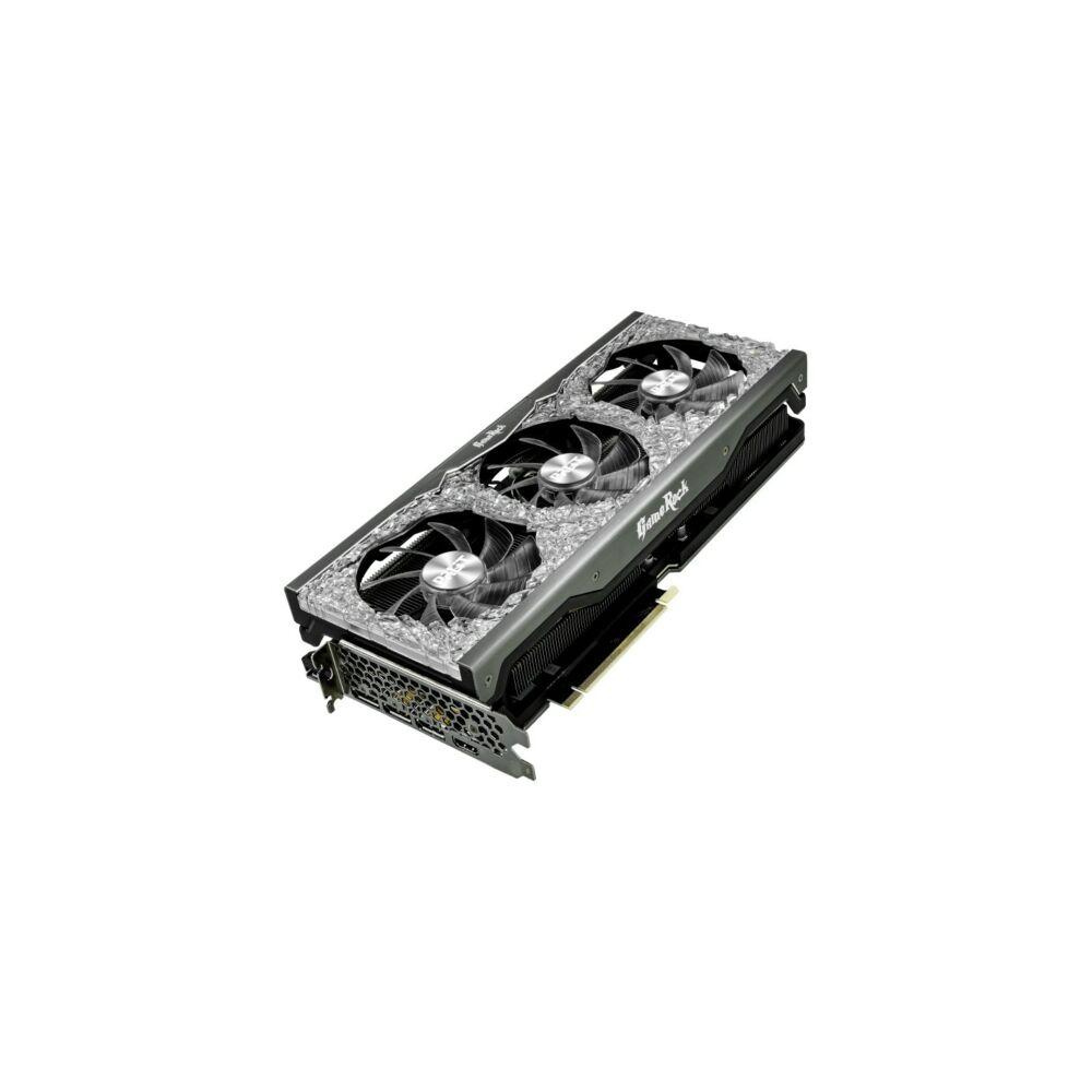 Palit GeForce RTX 3090 24GB PCIe HDMI 3xDP (NED3090T19SB-1021G) Videokártya