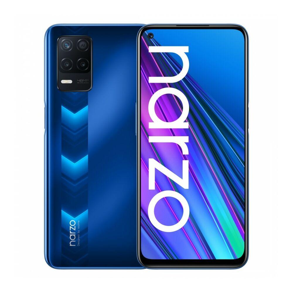 Realme Narzo 30 5G Dual Sim 4GB RAM 128GB Kék