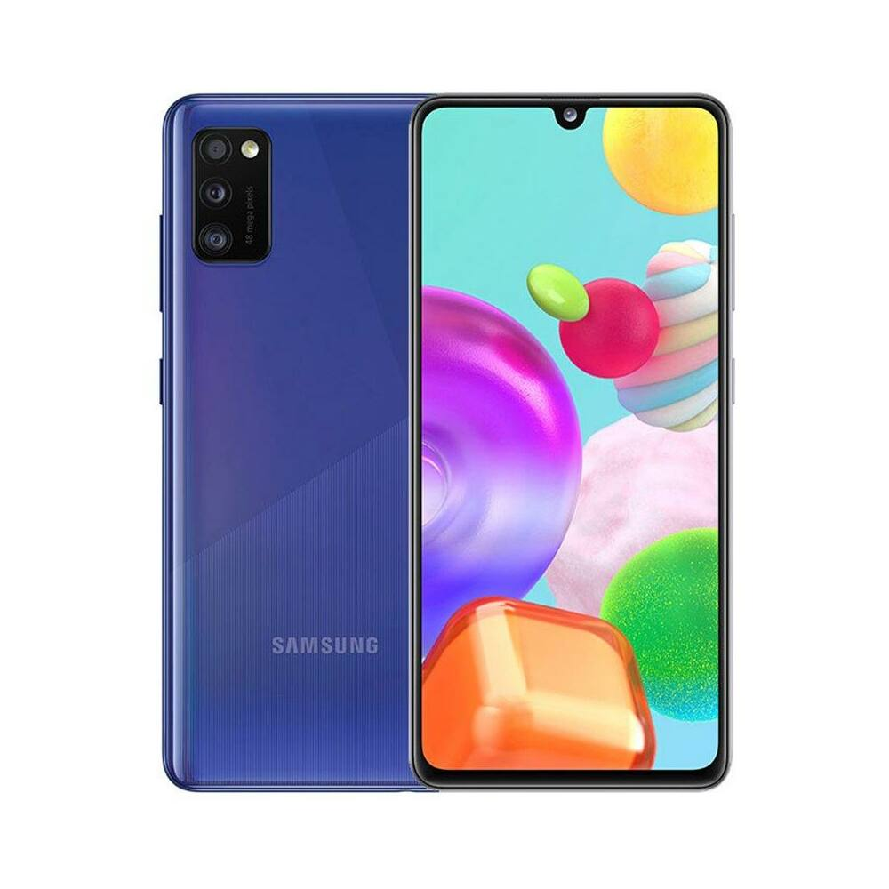 Samsung A41 A415 4GB Ram 64GB Dual Kék