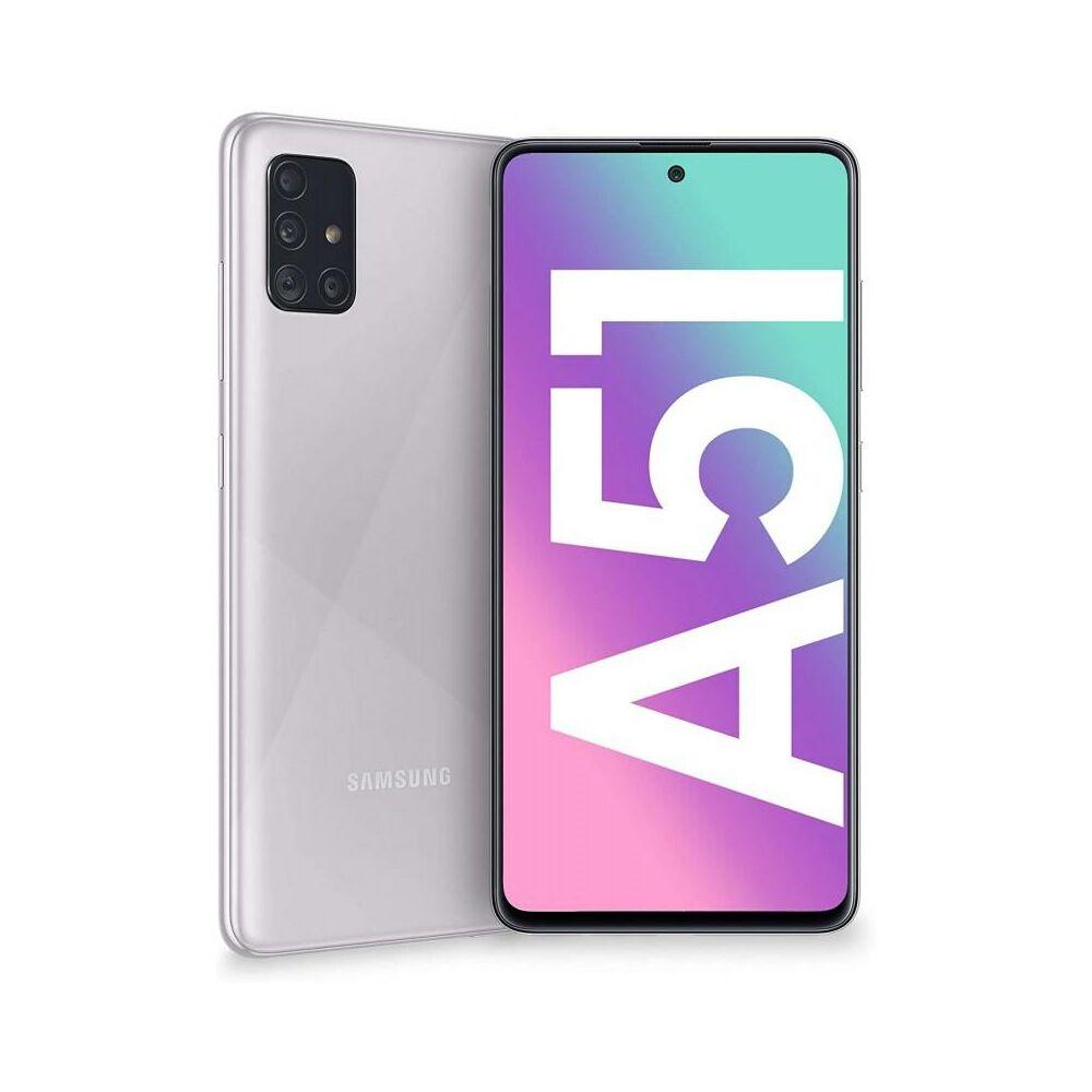 Samsung Galaxy A51 128GB 4GB RAM Dual Ezüst