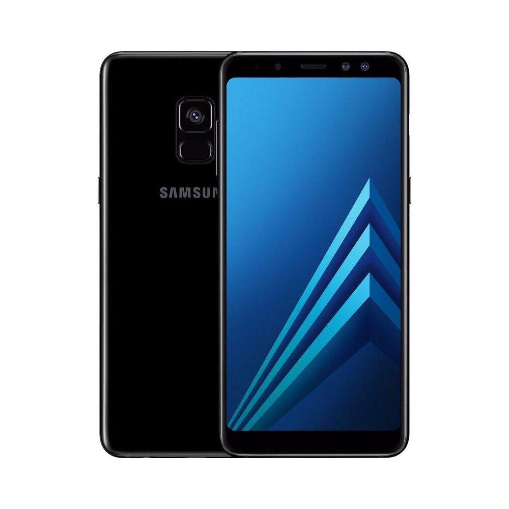 Samsung Galaxy A8 (2018) A530 32GB Fekete