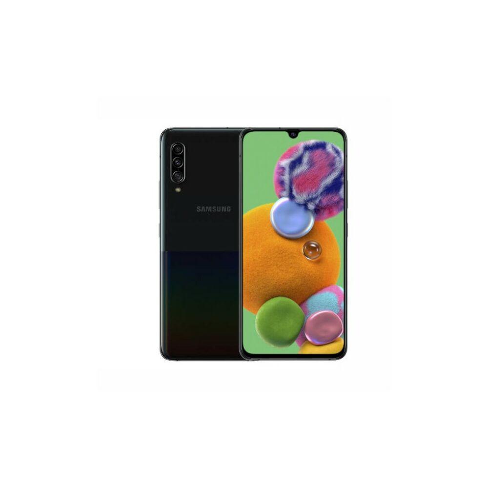 Samsung A90 A908 5G 6GB RAM 128GB Fekete