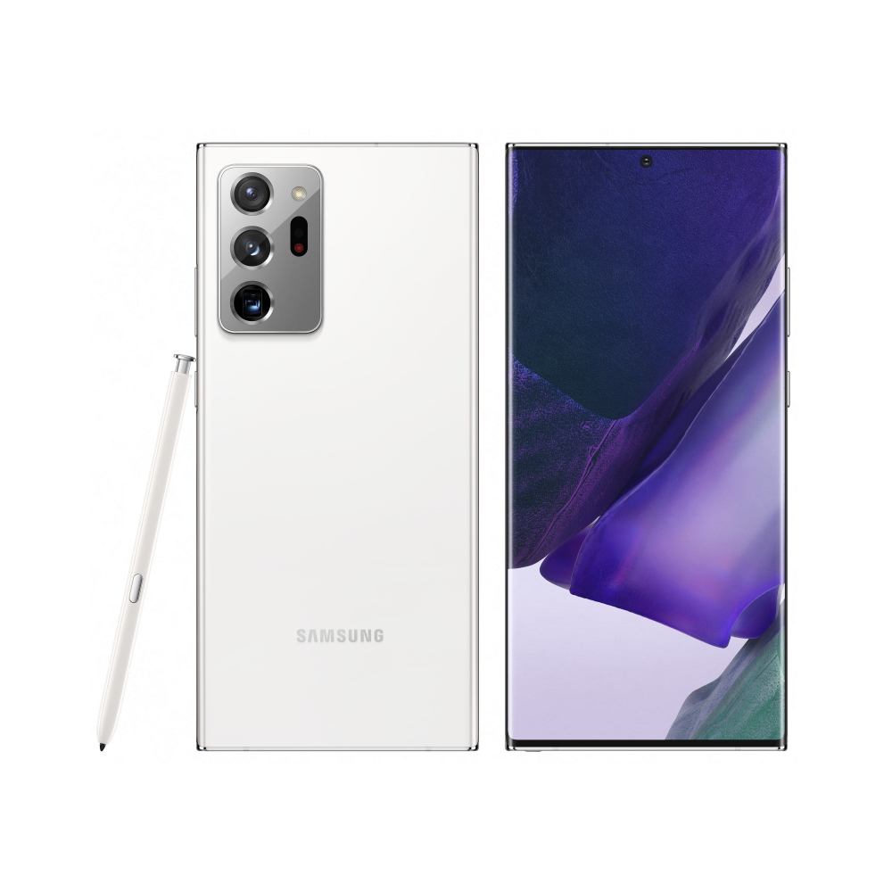 Samsung Galaxy Note 20 Ultra N986B 5G Dual Sim 256GB Fehér