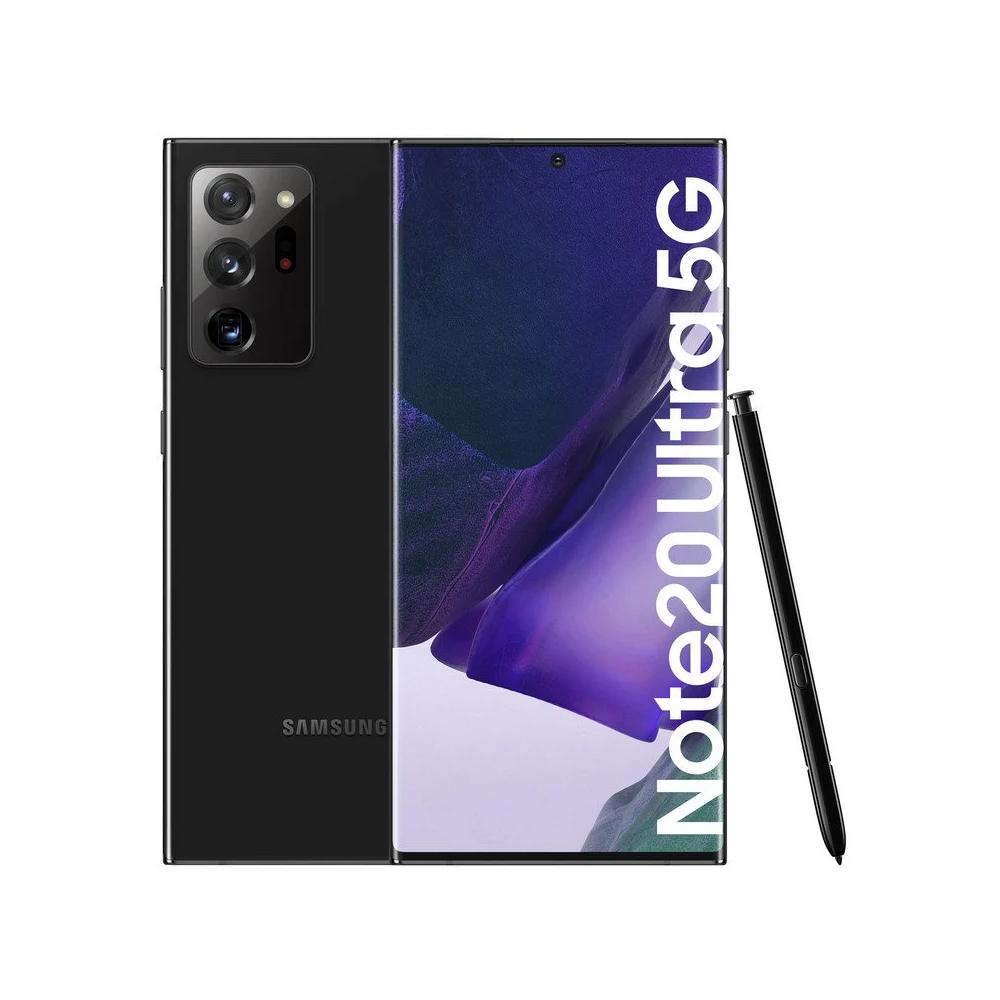 Samsung Galaxy Note 20 Ultra N986B 5G Dual Sim 512GB Fekete