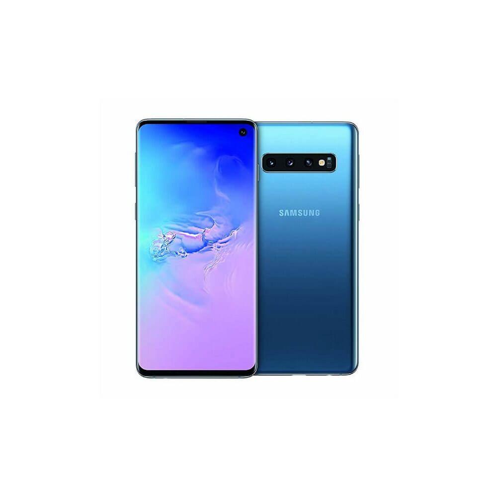 Samsung Galaxy S10 G973F LTE DualSIM okostelefon - 128GB - 8GB RAM - kék