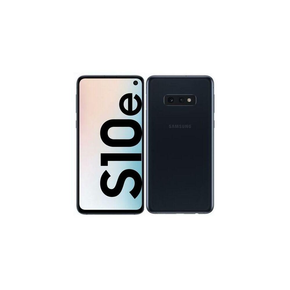 Samsung Galaxy S10e G970F LTE Dual Sim 128GB Fekete