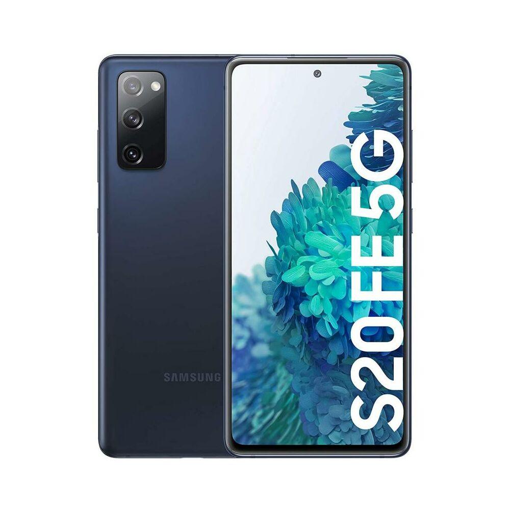 Samsung Galaxy S20 FE G781 5G Dual Sim 128GB Kék