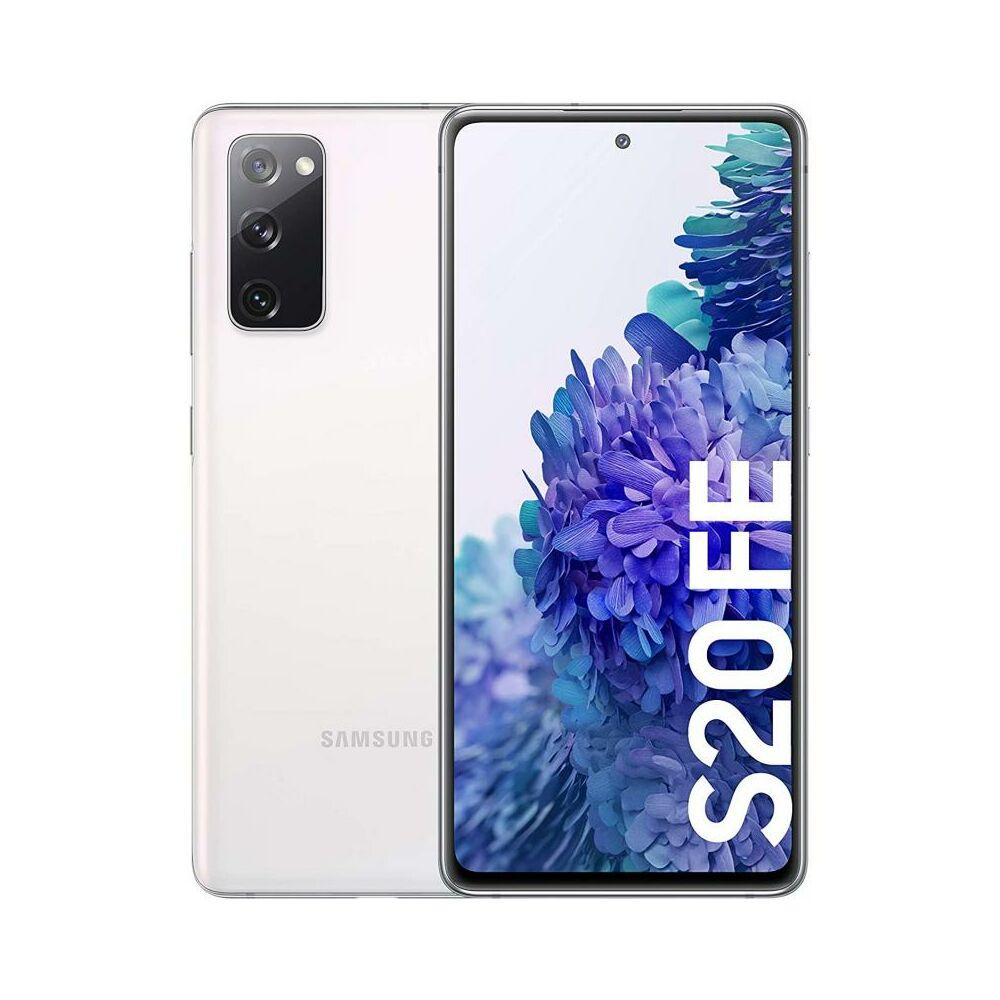 Samsung Galaxy S20 FE G780 Dual Sim 256GB Fehér