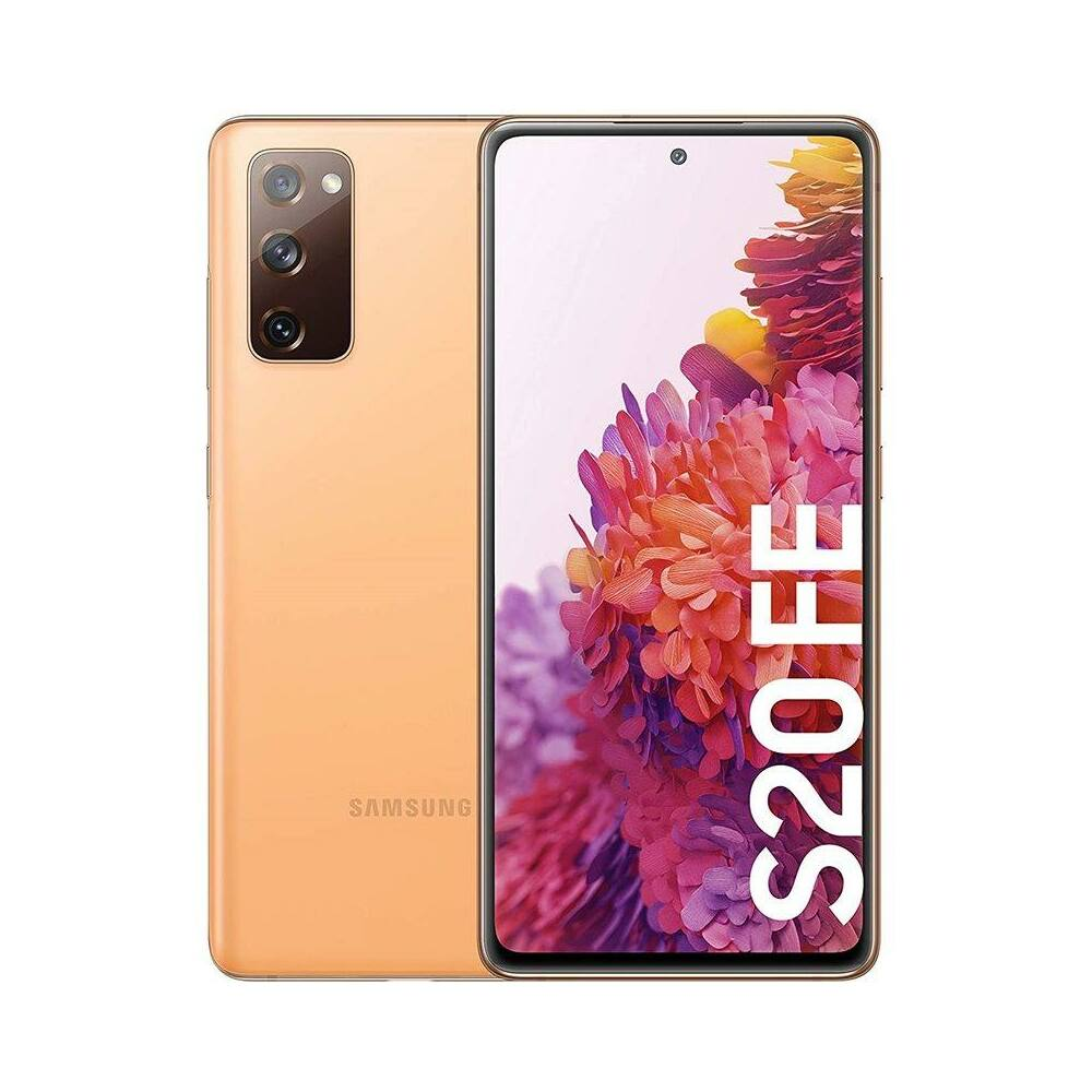 Samsung Galaxy S20 FE G781 5G Dual Sim 128GB Narancs
