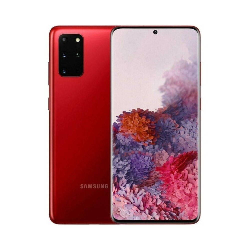 Samsung Galaxy S20+ G985 128GB Dual Sim Piros