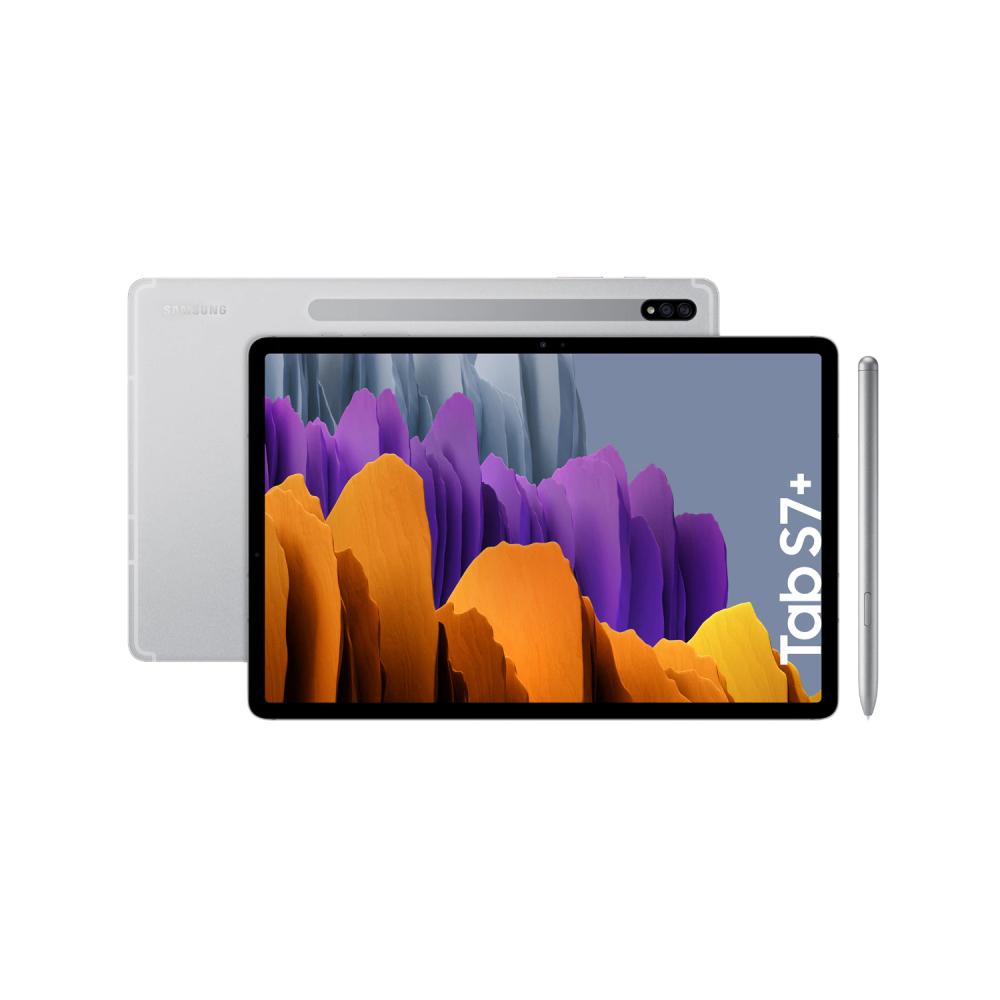 Samsung Galaxy Tab S7+ T976B 12.4 5G 128GB Ezüst