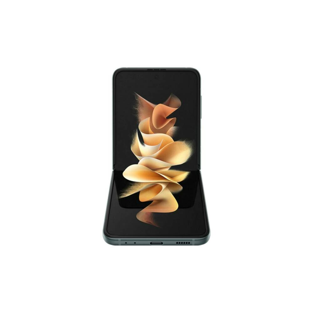 Samsung Galaxy Z Flip3 F711B 5G Dual Sim 8GB RAM 256GB Zöld