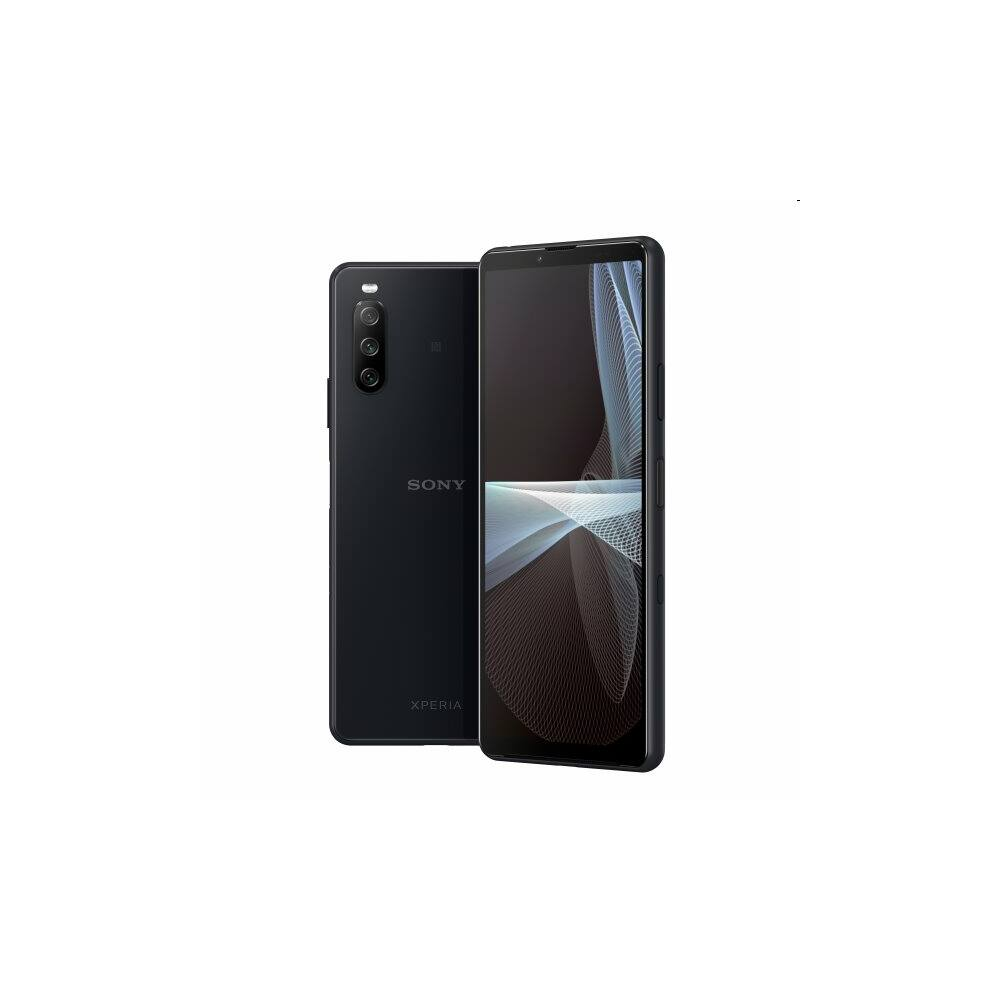 Sony Xperia 10 III 5G 6GB RAM 128GB fekete