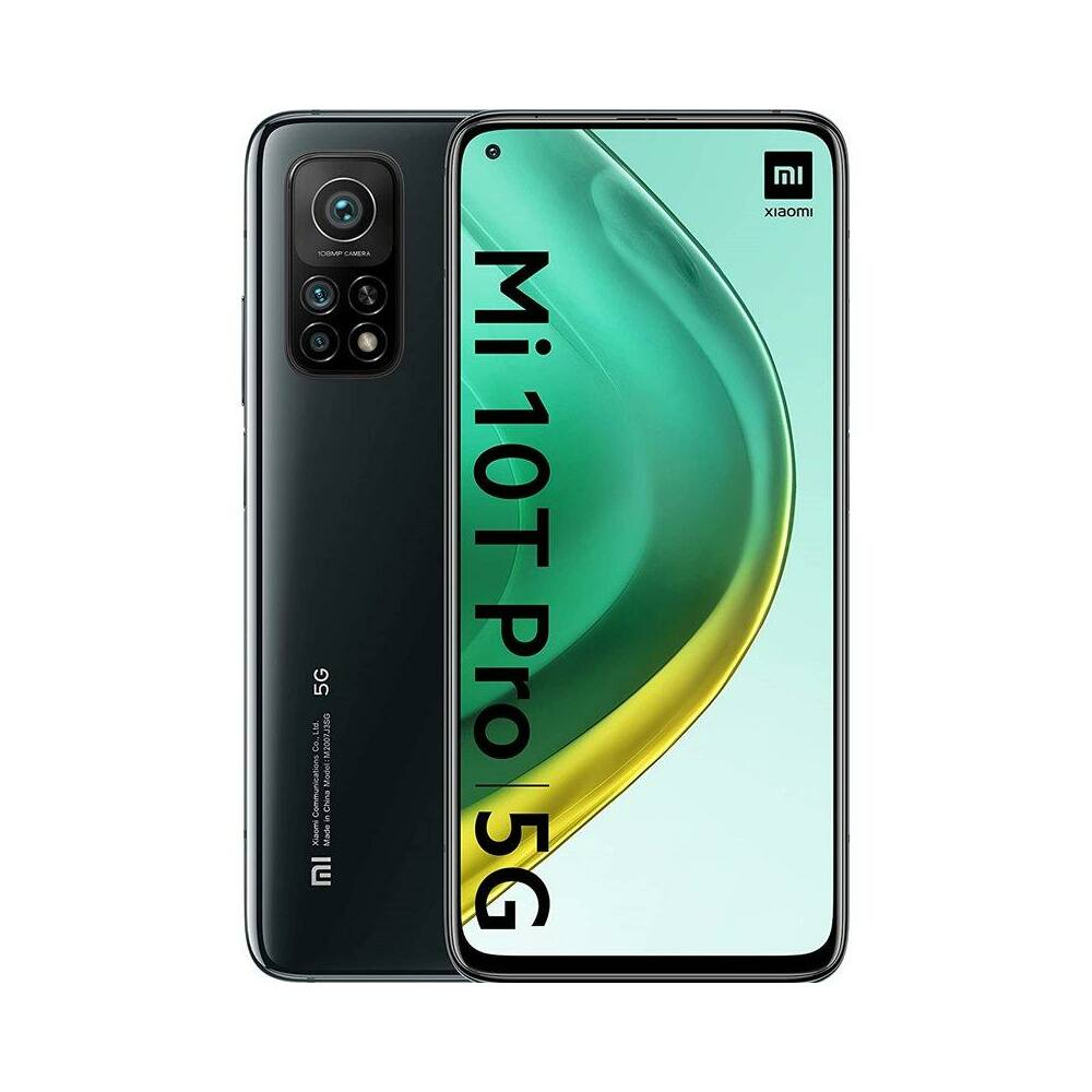 Xiaomi Mi 10T Pro 5G Dual Sim 8GB RAM 256GB Fekete