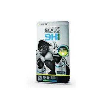 X-One Tempered Glass 3D Full Face Iphone 7 Plus Fehér üvegfólia