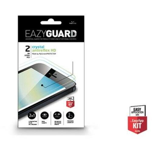 """EazyGuard LA-010 univerzális max. 6.4"""" C/HD kijelzővédő fólia"""