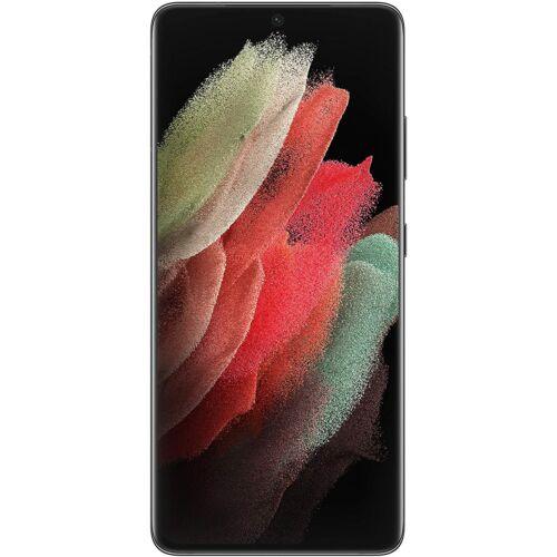 Samsung Galaxy S21 Ultra G998 5G Dual Sim 12GB RAM 256GB Fekete
