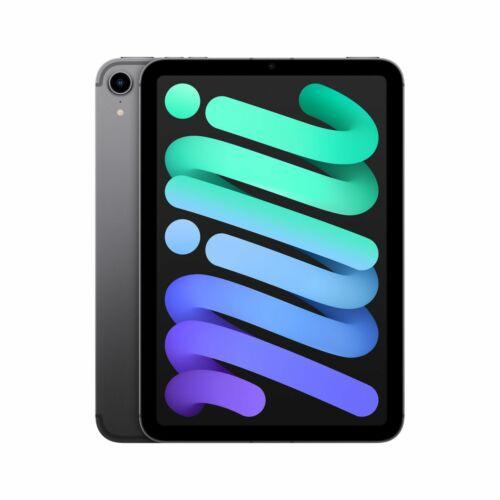Apple iPad Mini (2021) 64GB WiFi Asztroszürke