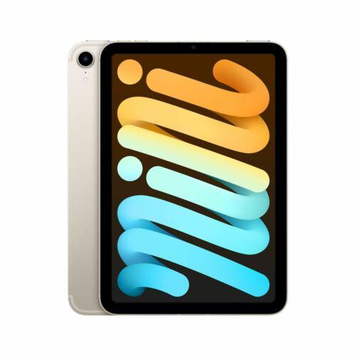 Apple iPad Mini (2021) 64GB WiFi Csillagfény